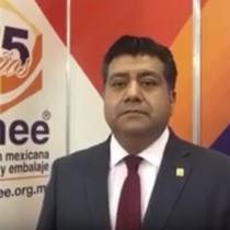 Hiram Cruz / Director General de la Asociación Mexicana de Envase y Embalaje