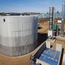 Una compañía de residuos es la primera en inyectar biogás en el oleoducto de California