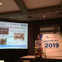 Presidente de la ANIPAC hizo la presentación de su primer informe en la Asamblea General Ordinaria 2019