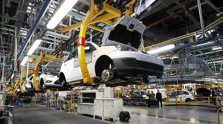 Se reporta incremento en producción de vehículos en los últimos años
