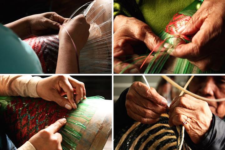 Proyecto español promueve el arte aborigen a base de reciclaje