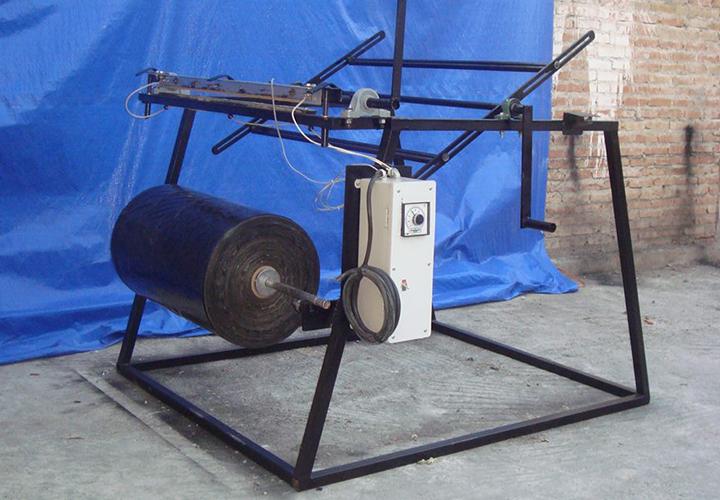 Fabricación y venta de máquinas bolseadoras manuales