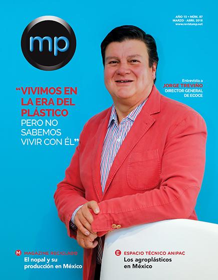 Portada Revista MP 87