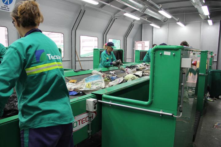 Dos plantas más para el tratamiento de residuos