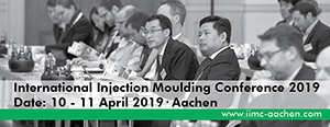 IIMC – International Injection Moulding Conference 2019
