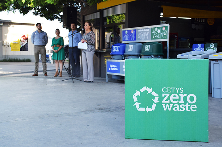 Rumbo a las instituciones educativas Zero Waste