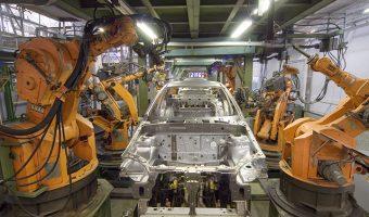 Abril fue un excelente mes para industria automotriz