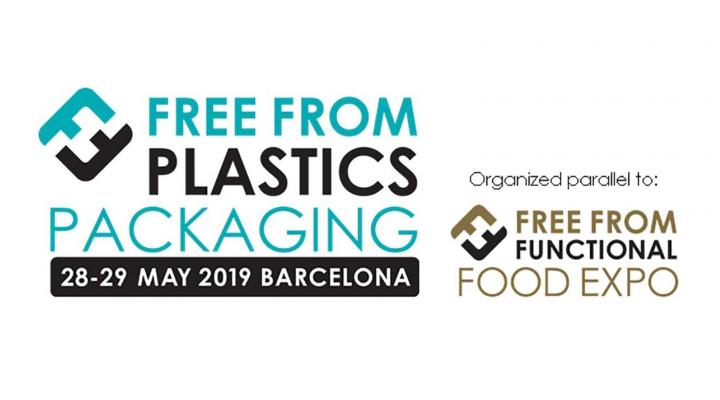 Barcelona acoge en mayo el primer salón Free From Plastic Packaging