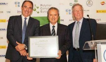 Repsol es reconocido como mejor productor de polímeros de Europa