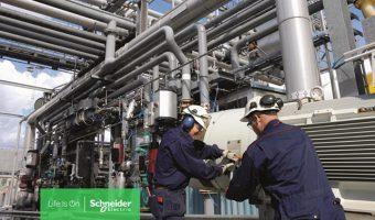 Schneider Electric y BASF digitalizan nueva subestación eléctrica