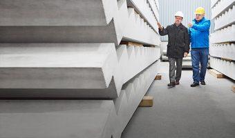 Aditivos permiten hormigón de primera calidad y mayor eficiencia