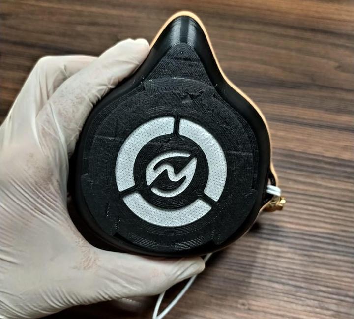 Creativika y Nabicron en alianza con MakerBot desarrollan mascarillas N99