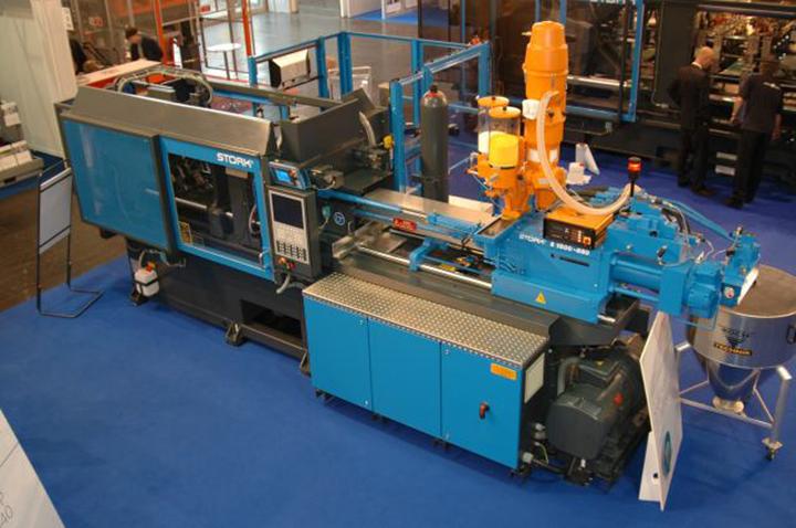 Stork Plastics Machinery eligió a Chudleigh Sutch como distribuidor para Norte y Sudamérica