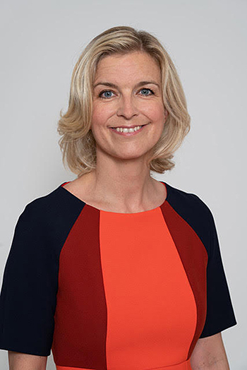 Nina Schwab-Hautzinger dirigirá las comunicaciones corporativas de BASF