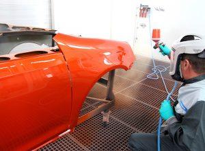 BASF lanza una nueva línea de pintura a base de agua