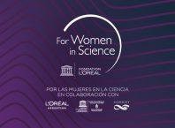 Premio L'Oreal-Unesco para una argentina innovadora
