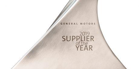 BASF reconocido por General Motors como ganador del Proveedor del Año 2019