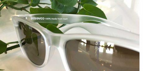 Covestro y la start-up Miniwiz desarrollan gafas con materiales reciclados