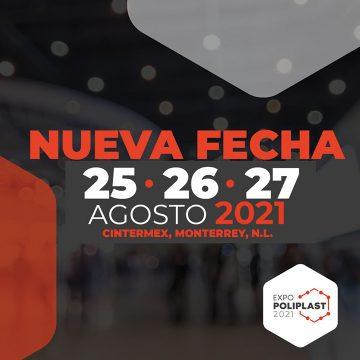 Expo Poliplast se pospone para el 2021