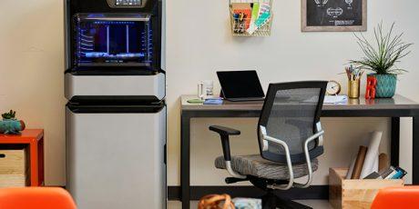La nueva impresora 3D J55 de Stratasys los diseñadores disponen de impresiones asequibles