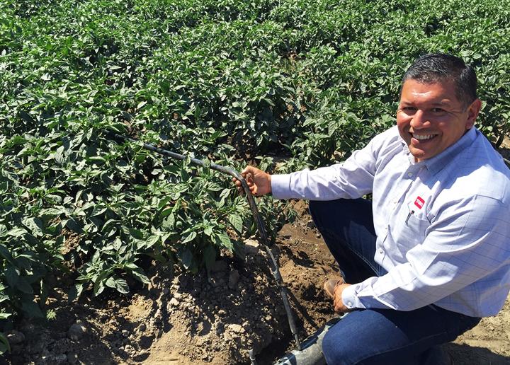 Toro, socio de Revolution para reciclar plástico de riego agrícola