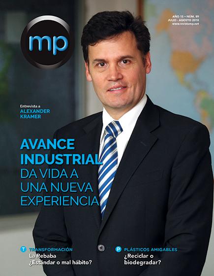 Portada Revista MP 89