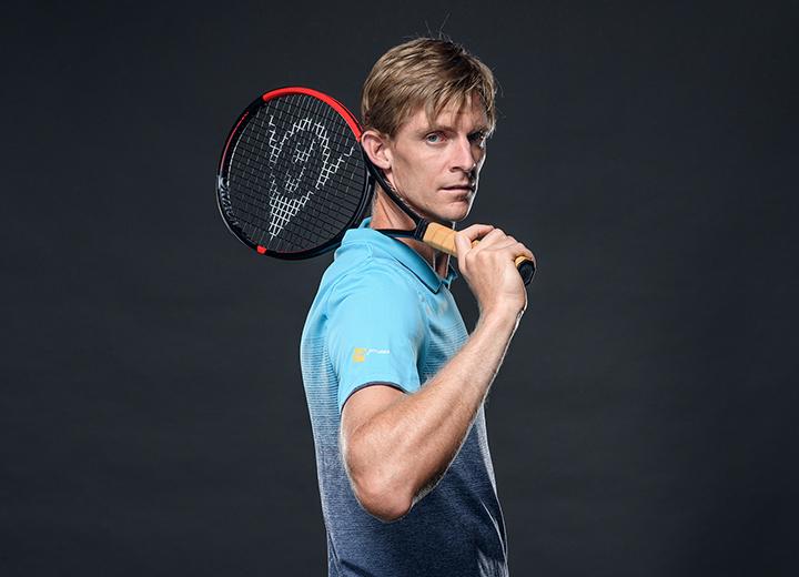 Dunlop y BASF desatan el rendimiento dentro de las raquetas de tenis