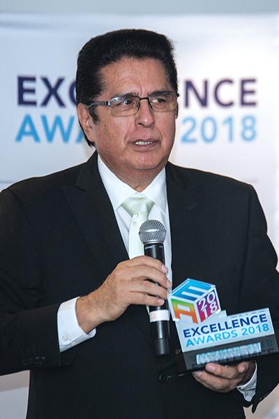Rafael Blanco, Centro Empresarial del Plástico