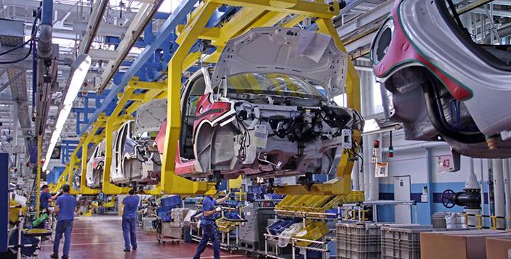 El aporte de la industria automotriz al PIB nacional