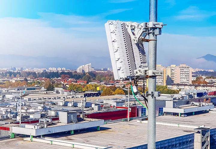 El aditivo plástico de BASF protege las estaciones base 5G de la luz UV