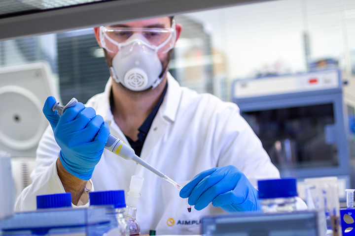 AIMPLAS desarrolla nuevos test rápidos para la detección del COVID-19