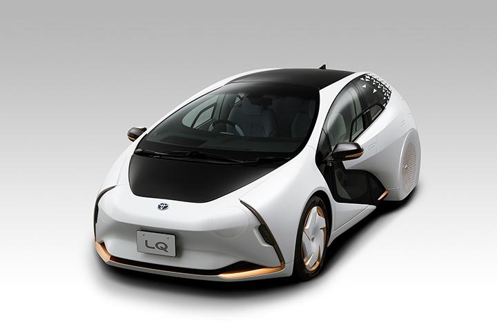 """Covestro proporciona una solución sustentable para un nuevo prototipo de Toyota """"LQ"""""""