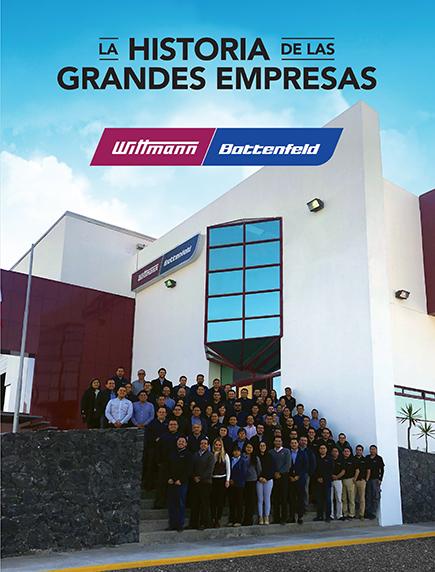 Historia de las grandes empresas Wittmann Battenfeld
