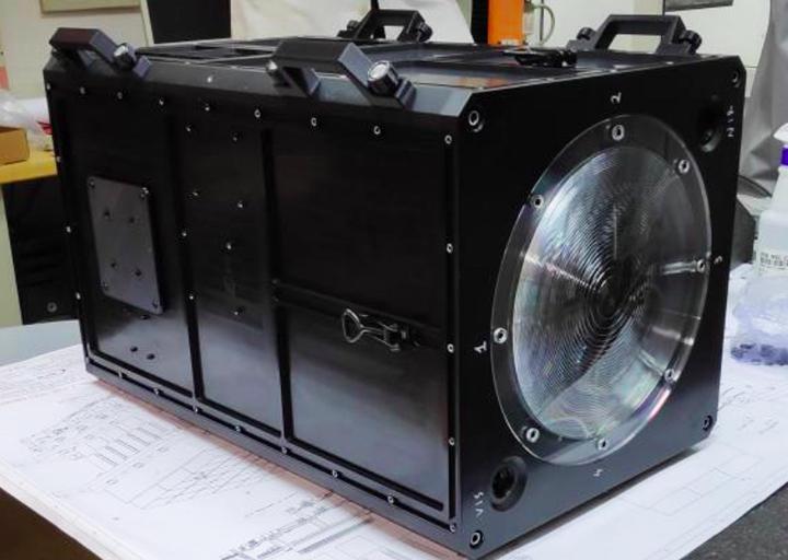 Stratasys apoya a la industria aeroespacial impulsando el telescopio Mini-EUSO
