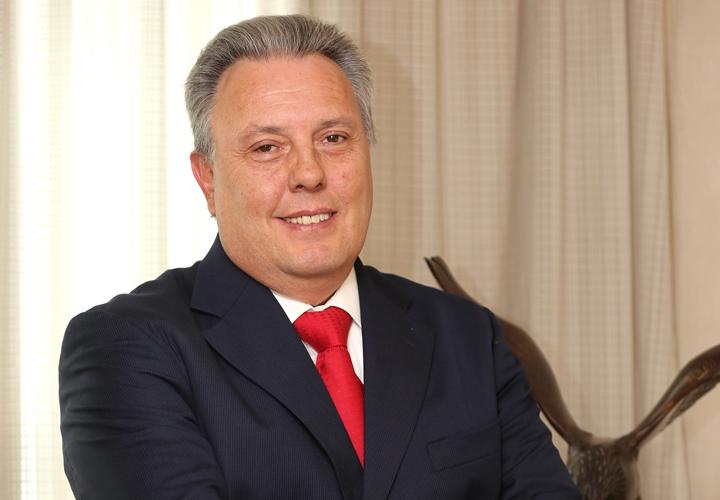 Ángel Ramón Oria Varela, director general de Polymat.