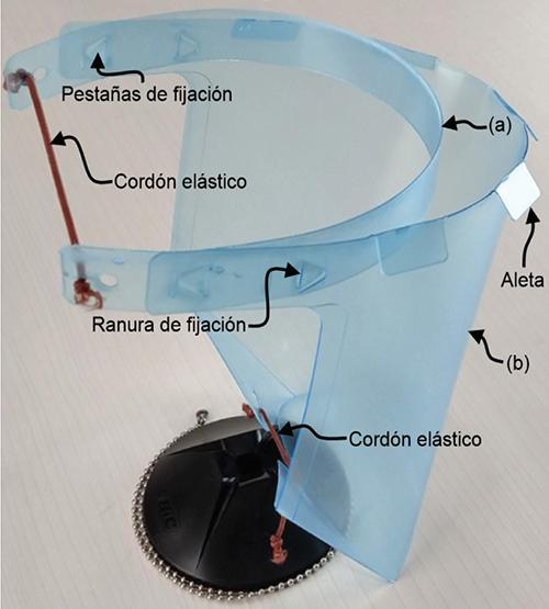"""Eastman y LAMINEX colaboran con MADiT y CIMA del Hospital """"GEA"""" en el nuevo diseño y producción de máscaras protectoras"""
