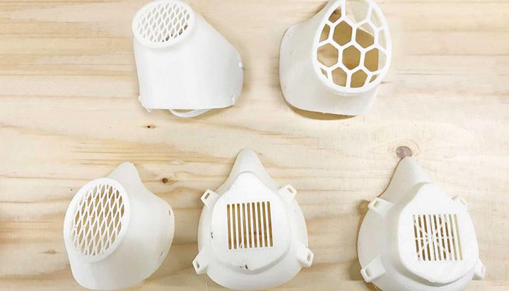 Sp-Mask lanzó las primeras mascarillas higiénicas reutilizables