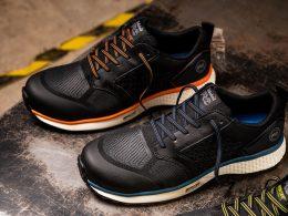 BASF impulsa el nuevo Aerocore Energy System en calzado de seguridad Timberland