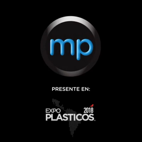 Revista MP presente en Expo Plásticos 2018