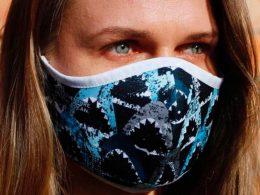 Récord de ventas de mascarillas fabricadas con plástico retirado del océano