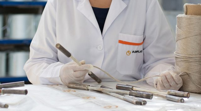 """El proyecto europeo Ecoxy desarrolló resinas y fibras de origen """"bio"""""""