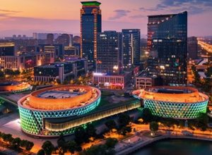 Ineos Styrolution inaugura nueva planta en China