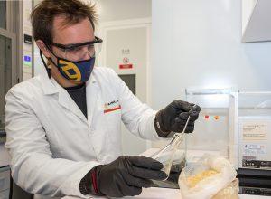 Materiales y recubrimientos de uso hospitalario para evitar contagios