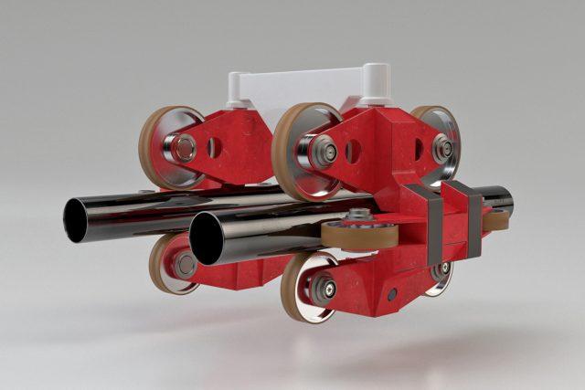 Prepolímeros de elastómero para rodillos y bandas de rodaje