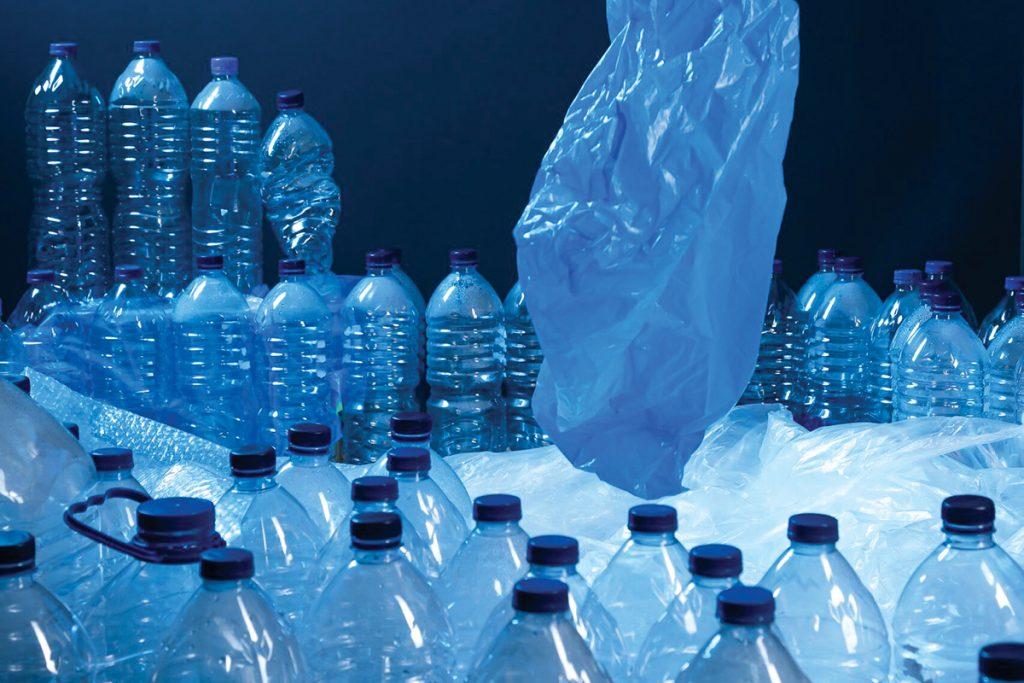 Plástico, el villano favorito de los mercenarios de la ecología
