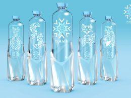 Un nuevo concepto de botella de rPET de NUUK