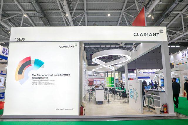 Clariant Additives dio un paso adelante en Chinaplas 2021