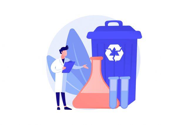 El debate sobre el reciclaje químico de plásticos