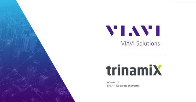 trinamiX GmbH y VIAVI Solutions unen fuerzas para llevar la espectroscopia de infrarrojo cercano a los teléfonos inteligentes