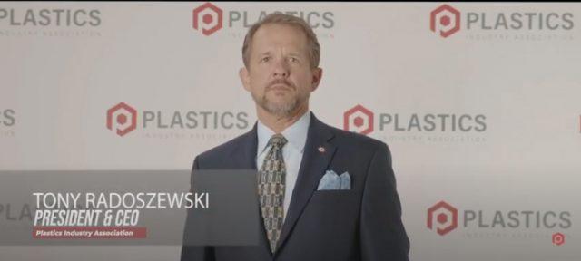 PLASTICS publica el informe de tamaño e impacto de 2021 indica un crecimiento continuo